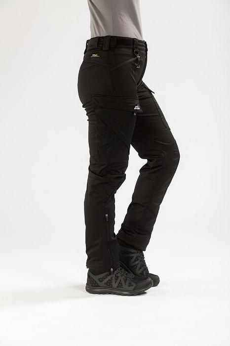 Arrak Outdoor Ladies Active Stretch Pants - Black 1618c9e4a7a60
