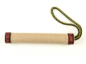 RedLine K9 Rolled Jute Tug Toy with Handle