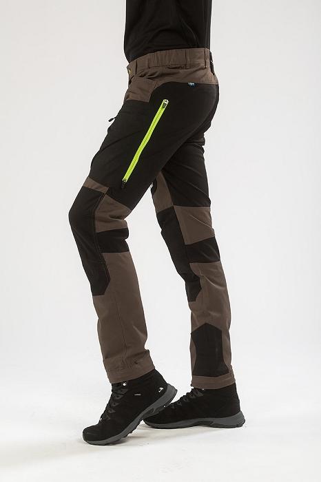 Arrak Outdoor Mens Active Stretch Pants - Forest Brown 275059d8ed02a