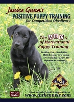 Janice Gunn's Positive Puppy Training