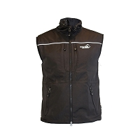 Arrak Outdoor Unisex Jumper Vest - Black