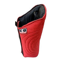 RedLine K9 Adjustable Leg Sleeve Medium Or Firm - Red or Black