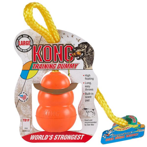 Large KONG Training Dummy Toy