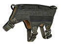 Tactical Operations K-9 Harness Black
