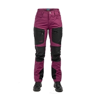 Arrak Outdoor Ladies Active Stretch Pants - Fuchsia