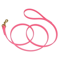 All Weather Leash - Pink or Purple - 3/4