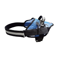 RedLine K9 Mesh Service Dog Harness - Blue