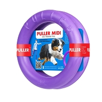 Puller Midi Interactive Dog Toy - 2-Pack