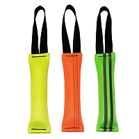 Bundle of 3 RedLine K9 Soft Fire Hose Tugs - Random Colors